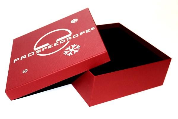 Geschenkkarton PROspeedrope rot
